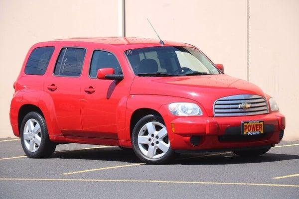 2010 Chevrolet Hhr Lt W 1lt Sublimity Or Oregon 3gnbabdbxas614469